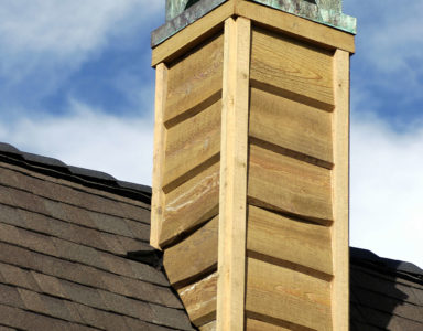 Copper Chimney Top