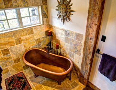 master bath tub high